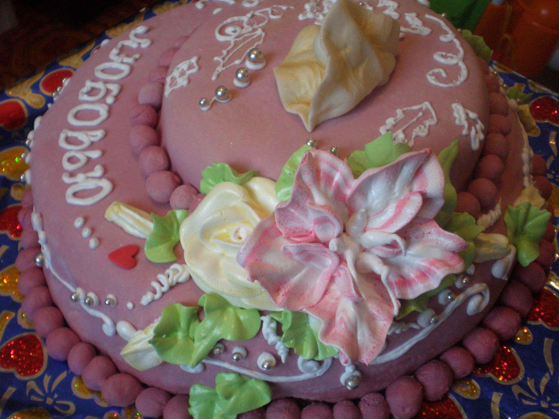 Торт к жемчужной свадьбе фото