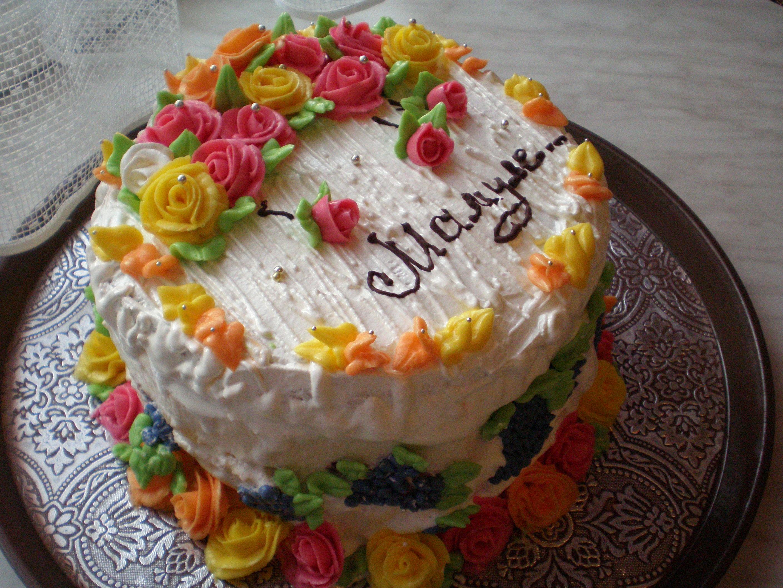 Рецепты тортов для дня рождения мамы